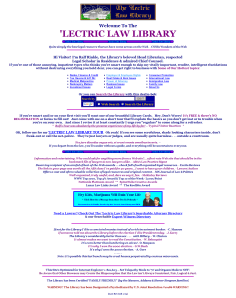 FireShot capture #025 - 'The 'Lectric Law Library's Entrance, Welcome & Tour - legal resources and definitions' - www_lectlaw_com